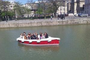 EVJF sur un bateau