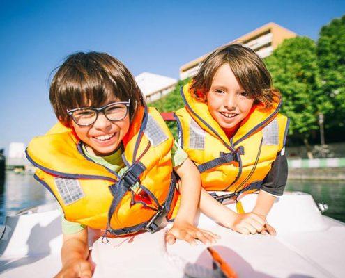 Des bateaux pour vos enfants