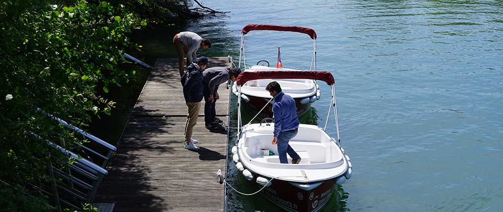 Itinéraire 6H à Meaux : Amarrez votre bateau pour un apéritif ou une partie de pétanque en famille ou entre amis