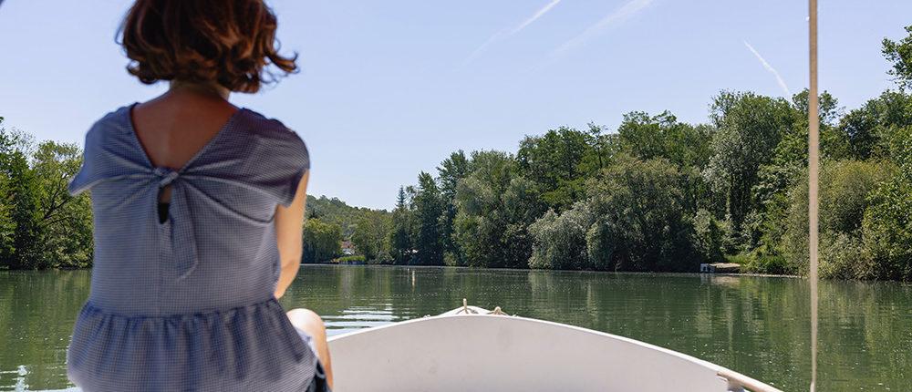 Un parcours en pleine nature à trente minutes de Paris