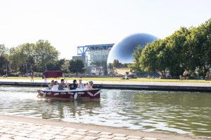 Découvrez la Géode autrement au parc de la Villette cité scientifique