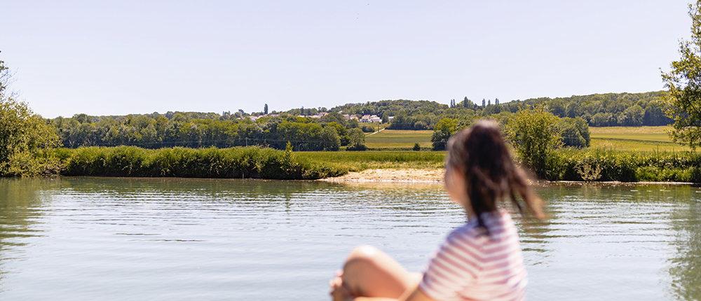 Découverte de villages en bord de Marne sur les bateaux Marin d'Eau Douce