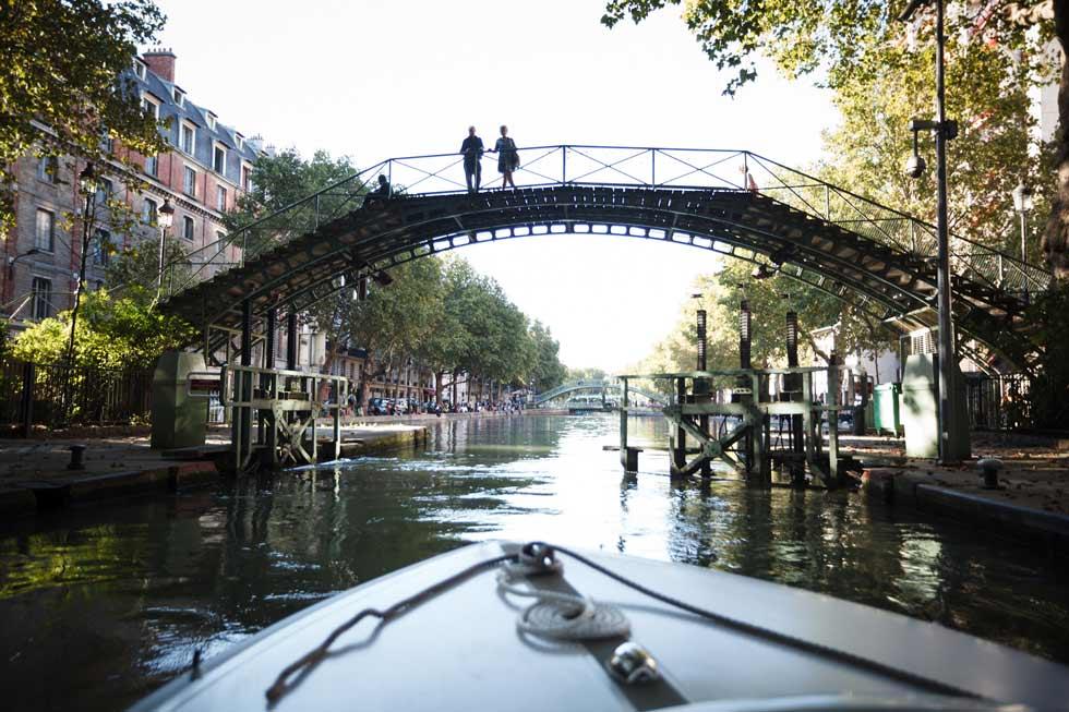 bateau canal saint martin