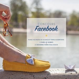 concours Facebook Bobbies