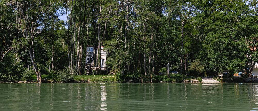 Des cabanes d'architectes à découvrir le long de la Marne