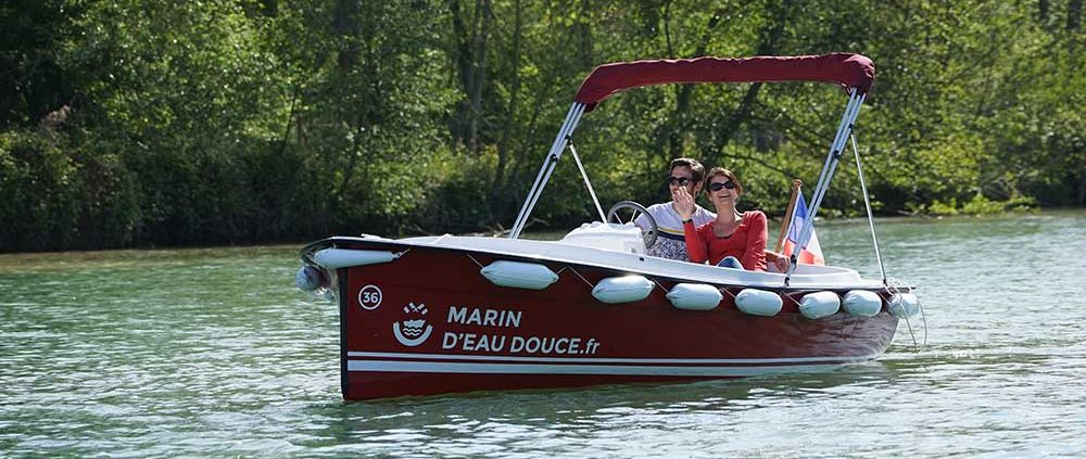 Itinéraire 3H à Meaux : Faites une croisière romantique à bord de nos bateaux électriques