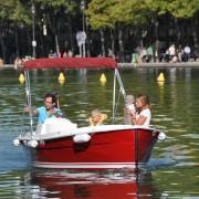 canal de l'Ourcq : en bateau en famille