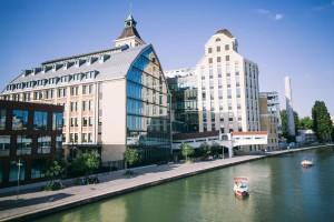 Escapade au fil de l'eau : les Moulins de Paris