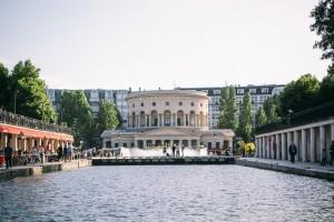 Escapade au fil de l'eau : la Rotonde du bassin de la Villette