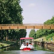 Itinéraire Bergère pont
