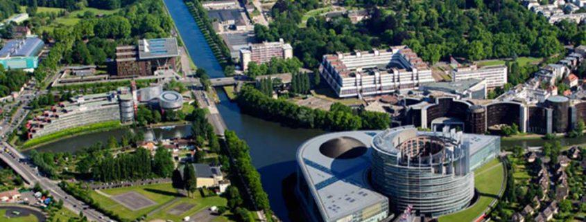 Itinéraire 3H - Balade en bateau sans permis au coeur de Strasbourg