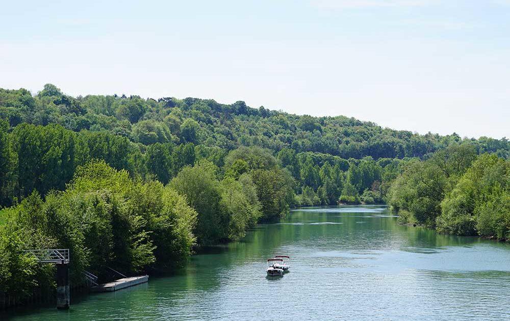 Itinéraire 6H à Meaux : 20km de balade au fil de l'eau !