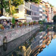 La Petite France à Strasbourg : jouez les touristes avec Marin D'Eau Douce