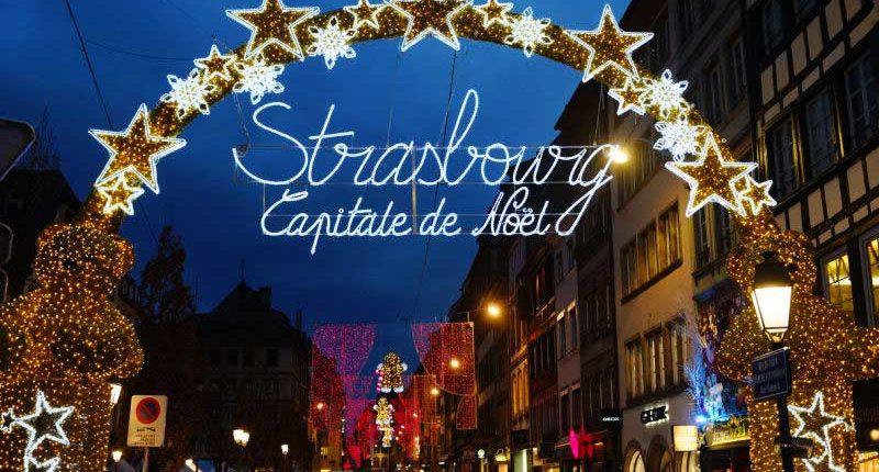 Le Marché de Noël à Strasbourg : une institution