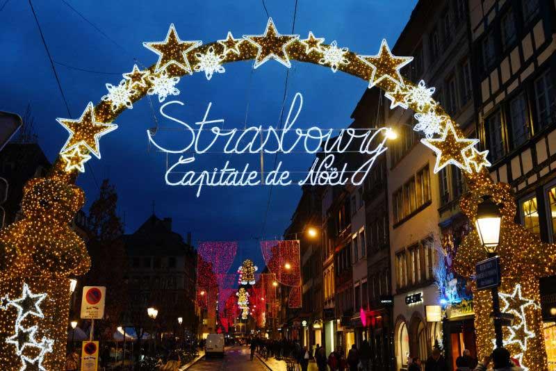 Marché De Noel Strasbourg Horaires Le Marché de Noël de Strasbourg   Marin d'Eau Douce