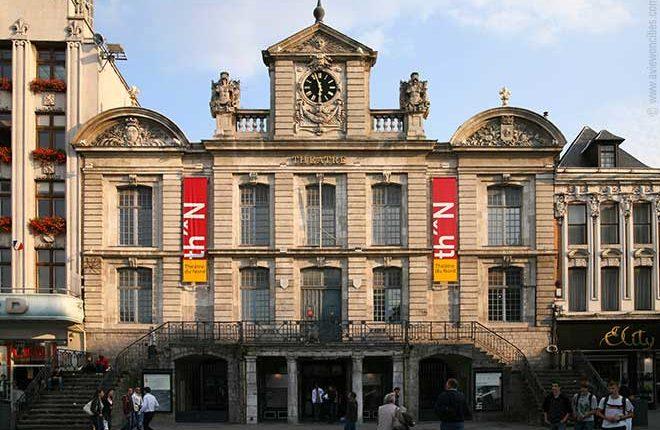 Le théâtre du Nord à Lille