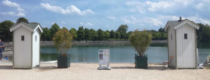 Location de barques Marin d'Eau douce à Fontainebleau