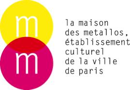 Maison des Metallos logo