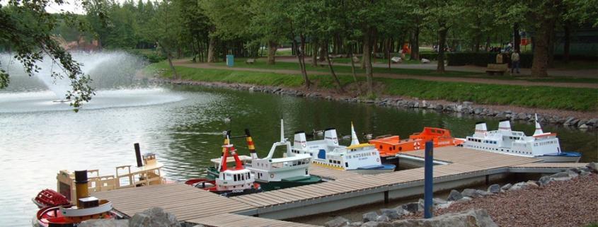 Le mini port