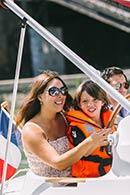 Navigation en famille