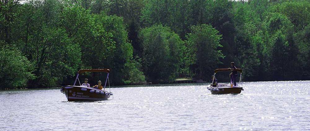 Itinéraire 6H à Meaux : Naviguez sur la Marne en longeant de nombreuses petites îles