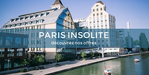 Paris insolite