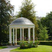 Accostez et accordez-vous une pause détente au parc de l'Orangerie