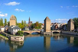 Réserver votre bateau à Strasbourg