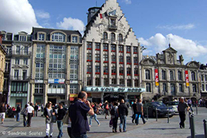 Réserver un bateau à Lille