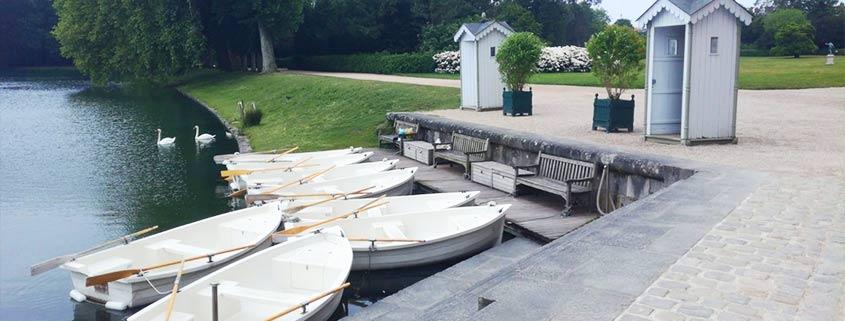 Location de barques à Fontainebleau avec Marin d'Eau douce