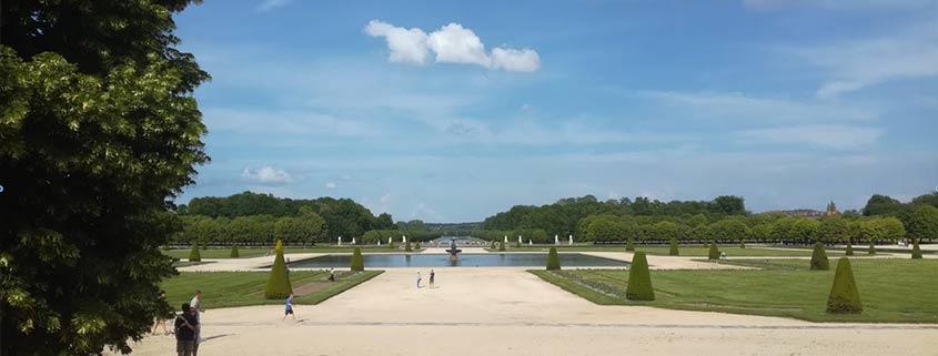 Parc du château de Fontainebleau