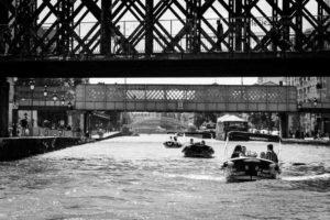 Visiter Paris en bateau électrique