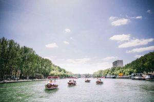 Visiter Paris en bateau sans permis